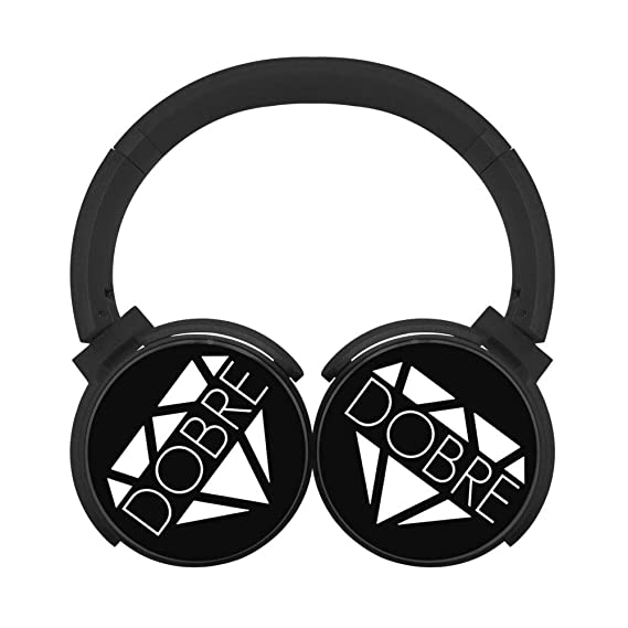 Amazoncom Dobre Brothers Logo Hifi Foldable Headset Wireless