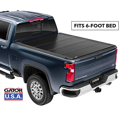 Gator FX Hard Folding Truck Bed Tonneau Cover | 8828333 | fits...