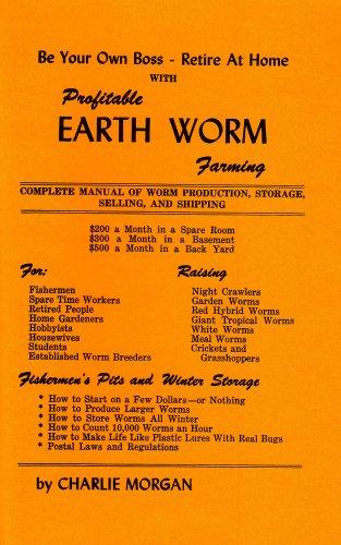 Profitable Earthworm Farming - Raising Worms