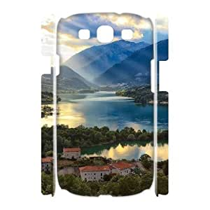 Landscape 3D-Printed ZLB568668 Customized 3D Phone Case for Samsung Galaxy S3 I9300