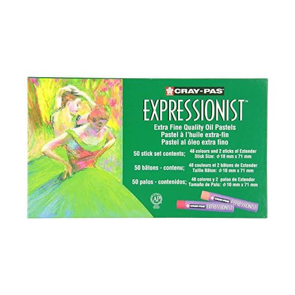 Sakura-XLP50-50-Piece-Cray-Pas-Expressionist-Assorted-Color-Oil-Pastel-Set