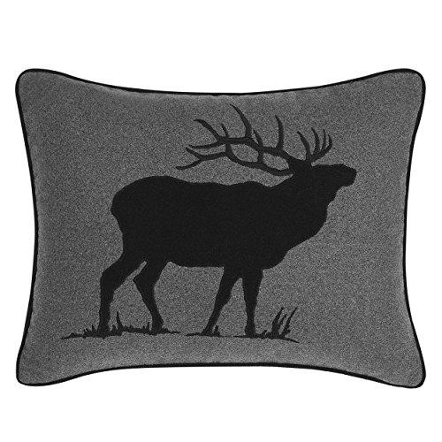 (Eddie Bauer Elk Throw Pillow, 16x20,)