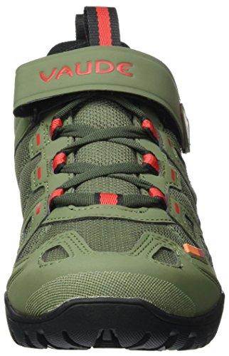VAUDE VaudeKelby TR - Scarpe da Ciclismo Uomo Verde (Cedar Wood)