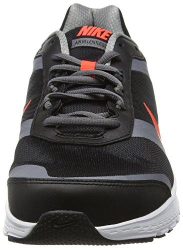 Nike Air Relentless 5, Zapatillas de Running para Hombre Negro (Negro (Blck/Ttl Crmsn-Mtlc Cl Gry-Wht))