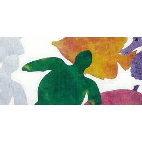 Roylco R-2446 Color Diffusing Paper Sea life, 0.4