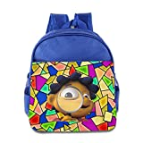 Kids Sid The Science Kid School Bag (2 Color:Pink Blue)