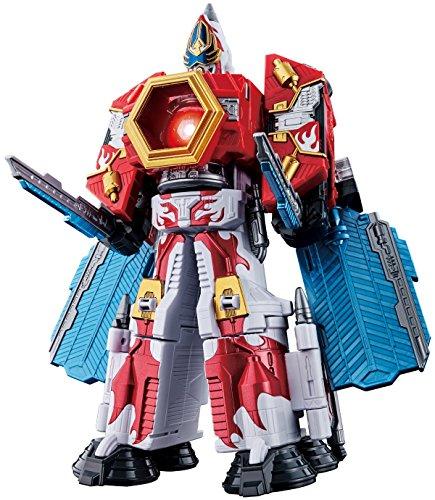 POWER RANGERS Uchu Sentai Kyuranger DX Gigant Houohu