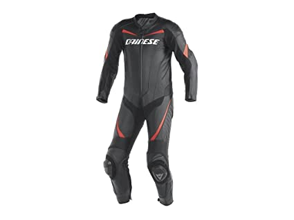 Dainese Traje combinado de piel T. Racing P.: Amazon.es: Coche y moto