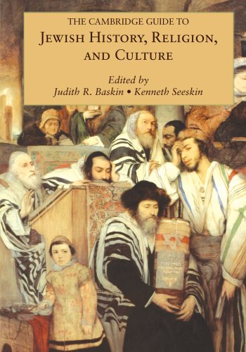 The Cambridge Guide to Jewish History, Religion, and...