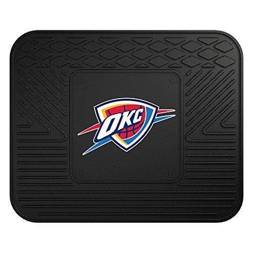 FANMATS NBA Oklahoma City Thunder Vinyl Utility Mat