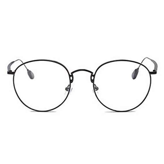 a1b6a5324190 RazMaz Metal Frame Round Men s and Women s Vintage Spectacles Glasses  (RZ2121