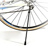 RockBros Carbon fiber Bike Kickstand Quick Release Mountain Road Bicycle Stick Stand Black