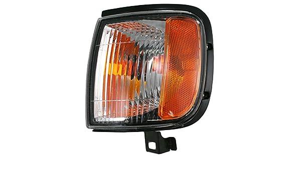 Side Corner Marker Turn Signal Lamp Parking Light Left Park LH for 00-02 Rodeo