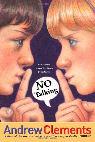Book cover for No Talking