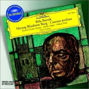 Bartok: Bluebeard's Castle/Cantata Profana