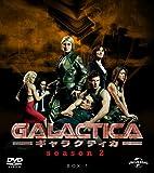 GALACTICA ギャラクティカ シーズン2 バリューパック1 [DVD]