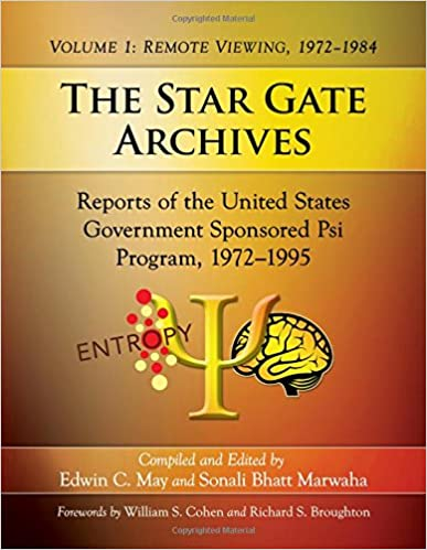 Amazon com: The Star Gate Archives: Reports of the United