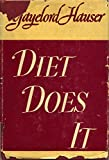img - for Diet does it, book / textbook / text book