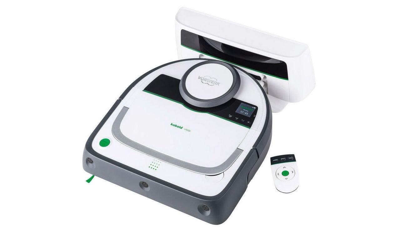 Vorwerk Kobold VR200 - Robot aspirador - Robot aspirador: Amazon.es: Bricolaje y herramientas