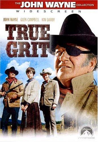 True Grit (Widescreen) (Bilingual) John Wayne Kim Darby Glen Campbell Jeremy Slate