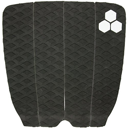 Channel Islands Surfboards Phat Traction Pad, Black, One Size