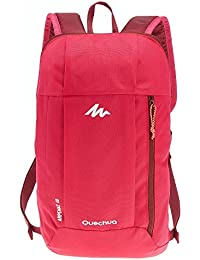 Decathlon Arpenaz 10 Liters Lighweight Backpack (Fuchsia)