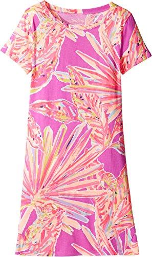 015214b33 Lilly Pulitzer Kids Baby Girl's Mara Dress (Toddler/Little Kids/Big Kids)  Amethyst Sunseekers Reduced Dress