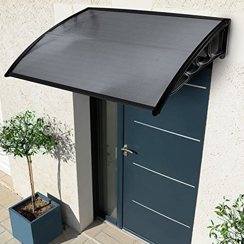 idmarket – Toldo de puerta 80 x 120 cm Marquesa de acoplamiento ...