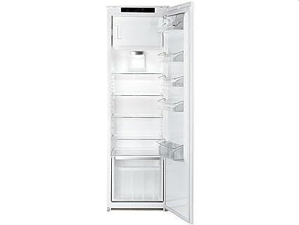 Smeg Kühlschrank Und Gefrierschrank : Smeg s7298cfd2p einbau kühlschrank kühlgerät pizzafach gefrierfach