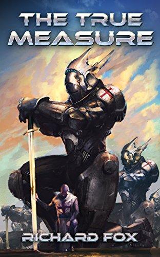 The True Measure (Terran Armor Corps Book 3) cover