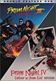 Prom Night III: The Last Kiss / Prom Night IV: Deliver Us from Evil (Double Feature)