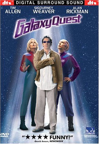 Amazon.com: Galaxy Quest - DTS: Tim Allen, Sigourney Weaver, Alan ...