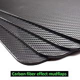 Front Rear 4pcs Set Universal Mud Flaps Splash