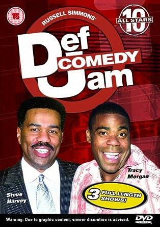 def comedy jam vol 10