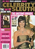 Celebrity Sleuth Vol. 13 Number 9 (THE ANATOMY AWARDS - HILARY SWANK- ANGELINA JOLIE- HELEN HUNT- JULIA ROBERTS)