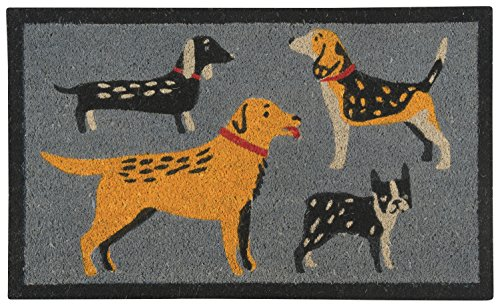 Now Designs Doormat Dog Days