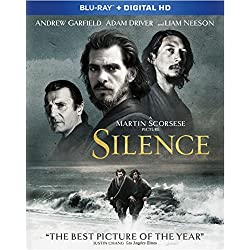 Silence [BD/Digital HD Combo] [Blu-ray]