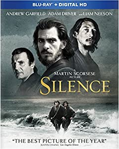 Cover Image for 'Silence [Blu-ray + Digital HD]'
