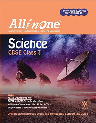 All In One CBSE Science Class 7th PDF