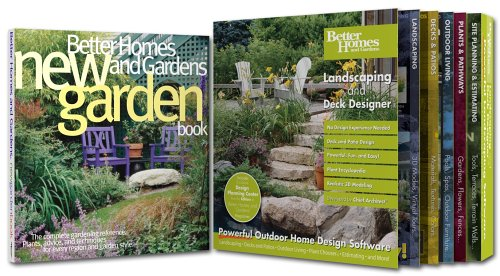 Better Homes and Gardens Landscaping and Deck Designer (Landscaping Deck Designer)
