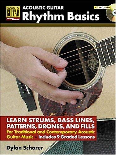 Acoustic Guitar Rhythm Basics (Acoustic Guitar Private Lessons) -
