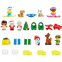 Fisher Price Little People Advent Calendar (24 pieces)