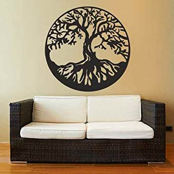 Wonderful Tree Of Life Wall Decal Home Decor Tree Wall Sticker Living Room Decor  Bedroom Vinyl Wall Nice Look