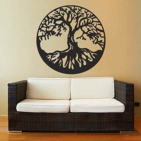 Charmant Tree Of Life Wall Decal Home Decor Tree Wall Sticker Living Room Decor  Bedroom Vinyl Wall