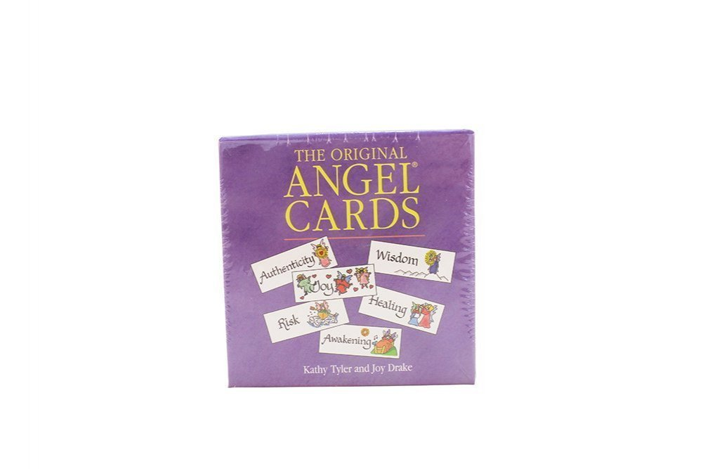 Angel Cards Angel Cards Expanded Edition