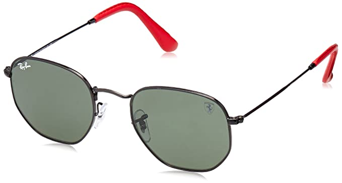 cad87f1210 Amazon.com  Ray-Ban Men s 0rb3548nmf0083151metal Unisex Square ...