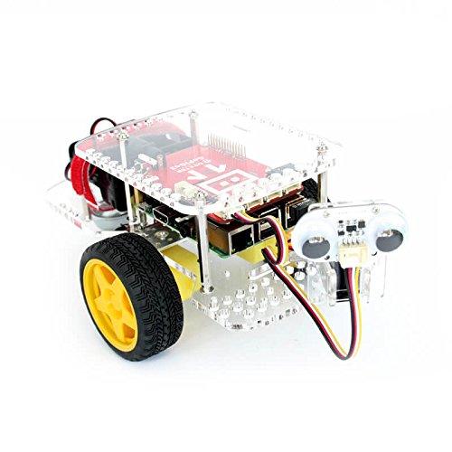 GoPiGo3 Robot Beginner Starter Kit Dexter Industries