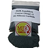 MJR Tumblers 5 lb Silicon Carbide 80 Rock Grit