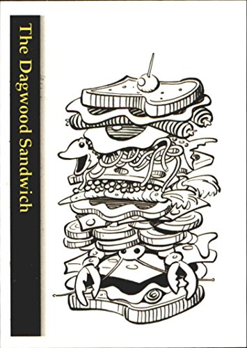 Dagwood Sandwich - 1
