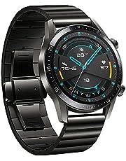 سوار ساعة يد DoCooler 22 مم من الفولاذ المقاوم للصدأ سوار معصم متوافق مع ساعة هواوي GT2 46 مم / HONOR MagicWatch2 46 مم / HONOR MagicWatch LCMDOCOOLERPAW0071BAE